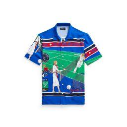 Polo Ralph Lauren Men's Classic Fit Twill Camp Shirt - Multi