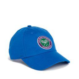 The Championships, Wimbledon Logo Baseball Cap - Blue
