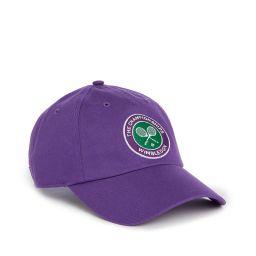 The Championships, Wimbledon Logo Baseball Cap - Pansy