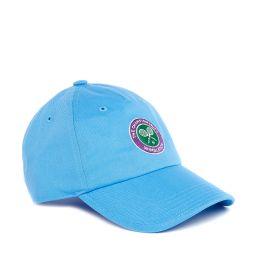 Kids Championships Logo Cap - Azure Blue