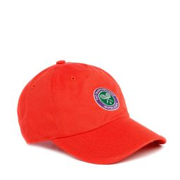 Kids Championships Logo Cap - Blazing Red