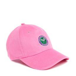 Kids Championships Logo Cap - Bubblegum