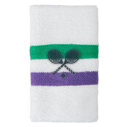 Jumbo Sweatband - White