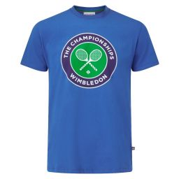 Men's Championships Logo T-Shirt - True Blue