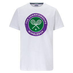 Men's Championships Logo T-Shirt - White