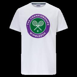 Men's Championships Logo T-Shirt - White