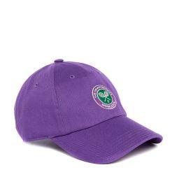 Kids Championships Logo Cap - Purple