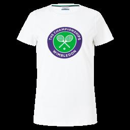 Women's Championships Logo T-Shirt - White