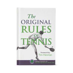 Book - The Original Rules of Tennis