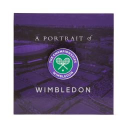 Book - A Portrait Of Wimbledon