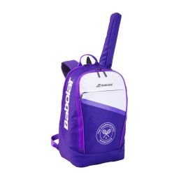 Babolat Club Backpack - White & Purple