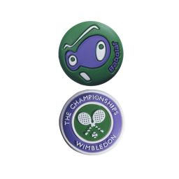 Babolat Dampeners - Green and Purple