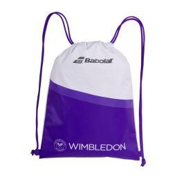 Babolat Gym Bag - White & Purple