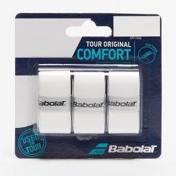 Babolat Overgrip Pro Tour - White