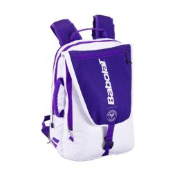 Babolat Pure Backpack - White & Purple