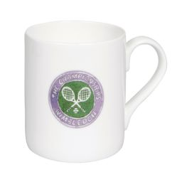 Wimbledon Illustration Logo Standard Mug