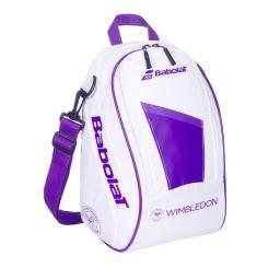 Babolat Cooler Bag - White & Purple
