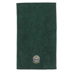Wimbledon Hand Towel Green