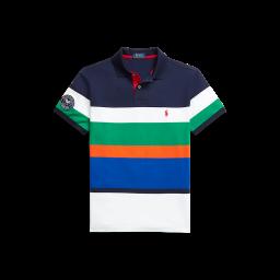 Polo Ralph Lauren Men's Custom Slim Stretch Polo Shirt - Multi