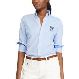Polo Ralph Lauren - Ladies' Oxford Shirt - Blue