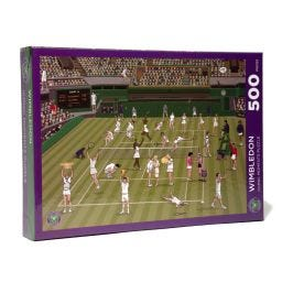 Jigsaw Puzzle - Wimbledon Iconic Moments