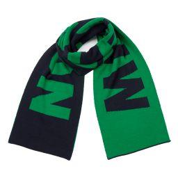 Wimbledon Jacquard Reversible Wool Scarf