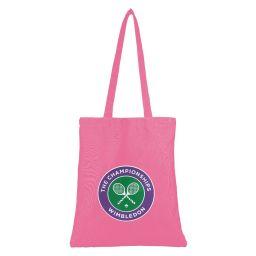 Logo Shopper Bag - Azalea Pink