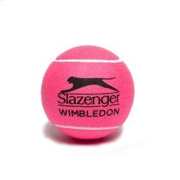 Midi Autograph Tennis Ball - Pink