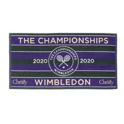 Wimbledon Championships Towel 2020 - Classic