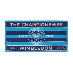 Wimbledon Championships Towel 2020 - Seasonal Blues