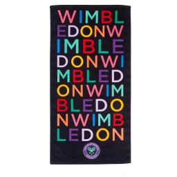 Ace Beach Towel - Multi-coloured