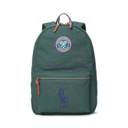 Polo Ralph Lauren Canvas Backpack - Green